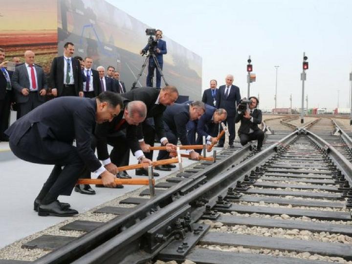 Баку — Тбилиси — Карс: проект будущих поколений