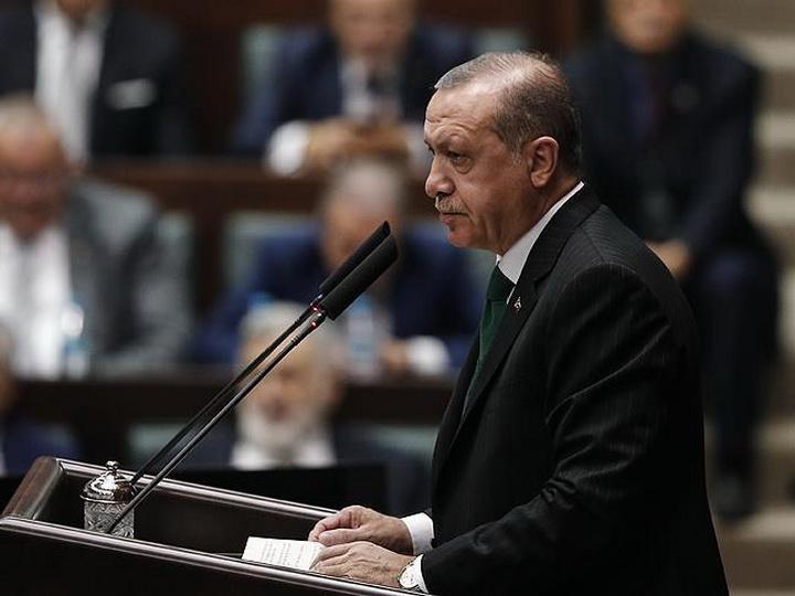Эрдоган: Железная дорога Баку-Тбилиси-Карс важна для будущего региона