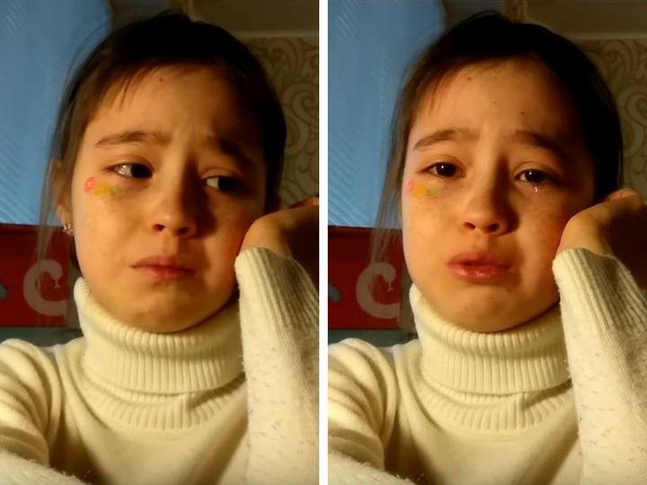 Лучшие  блогеры YouTube помогли 10-летней Алине, ккоторой никто непришёл