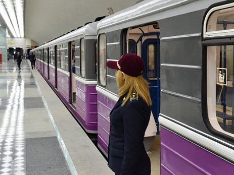 Bakı metrosunda 7 vaqonlu, kondisionerli qatarlar hərəkət edəcək