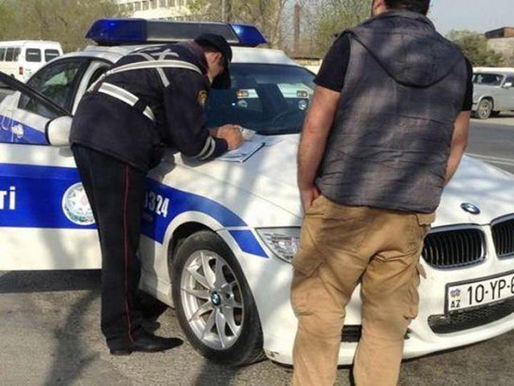 Стало известно, сколько водителей в Баку оштрафовано за отсутствие страховки