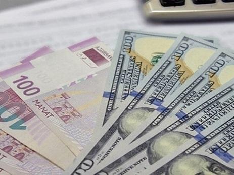 Manatın dollara qarşı noyabrın 10-na olan rəsmi məzənnəsi açıqlanıb