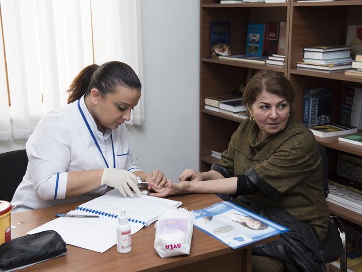ASAN xidmət провел бесплатное медицинское обследование жителей Агсу – ФОТО