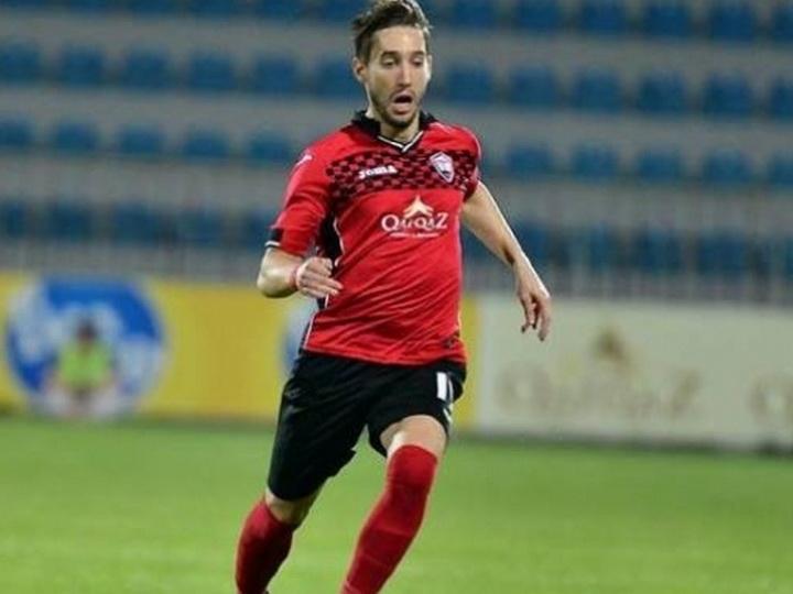 Полузащитник «Габалы» Филипп Озобич вернулся в строй