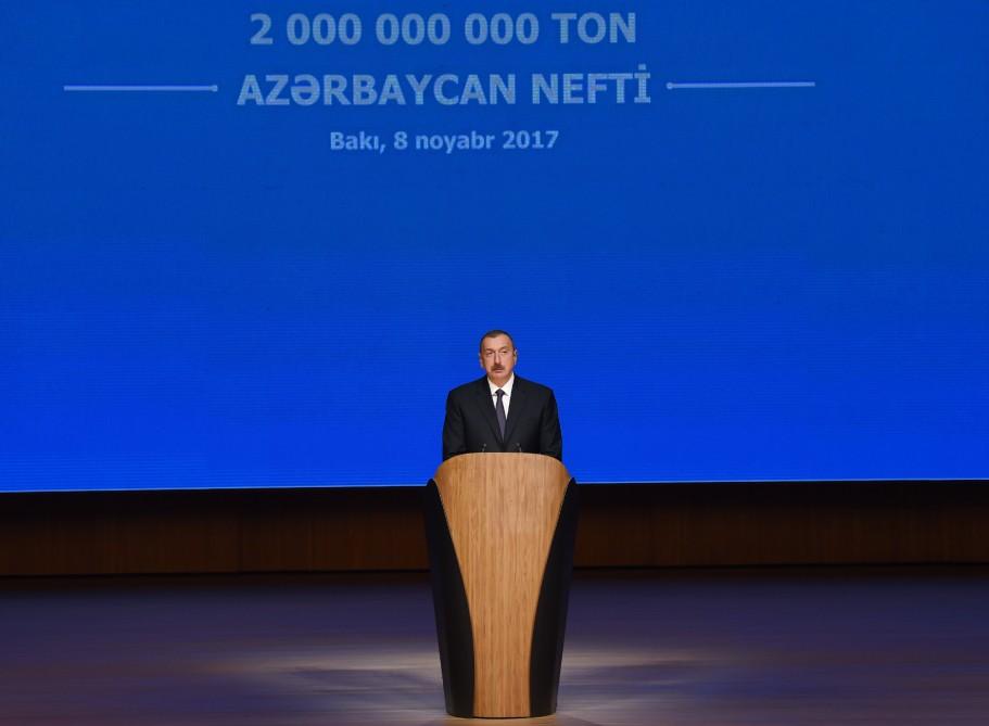Ильхам Алиев: «Сегодня Азербайджан полностью обеспечил вопросы энергетической безопасности»  - ФОТО