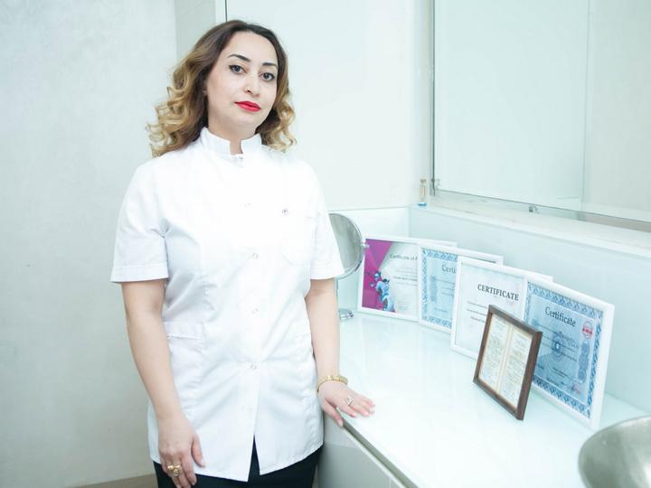 Врач-косметолог Эльнара Мусаева: «Трудно довериться врачу, уверяющему вас, что ботокс безопасен, а у самого весь лоб в морщинах» – ФОТО – ВИДЕО