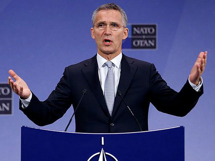 "Stoltenberq: ""NATO-da iki yeni komandanlıq yaradılacaq"""