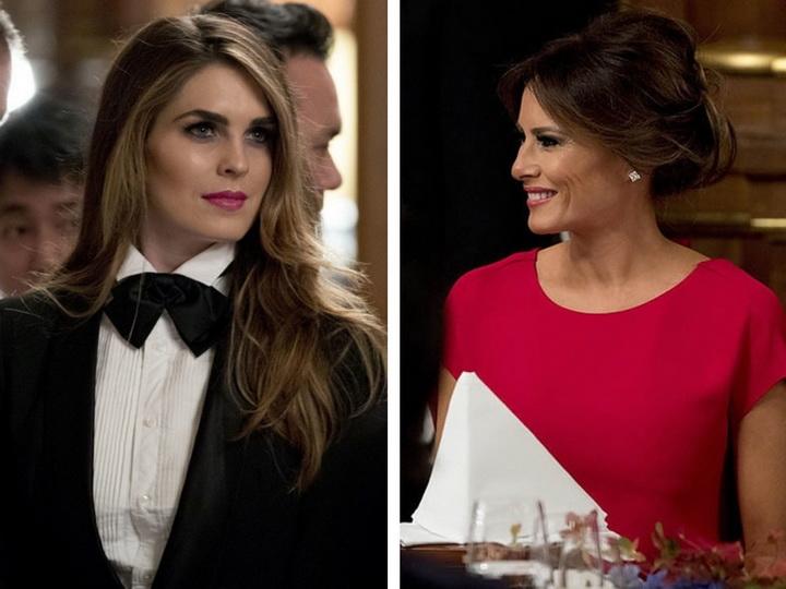 Красавица-помощница Дональда Трампа затмила Меланию на гала-вечере в Японии – ФОТО