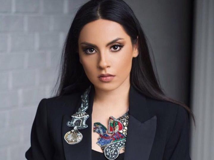 Представительница Азербайджана на «Евровидении-2018» Айсель Мамедова: «Спасибо всем, кто поддерживает и верит в меня» - ФОТО