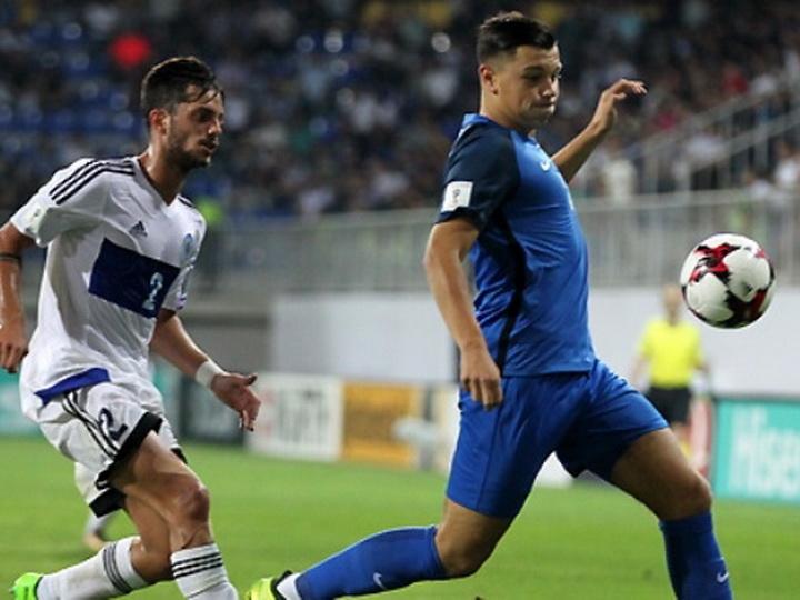 Фиаско молодежной сборной. Германия забила Азербайджану семь голов – ОБНОВЛЕНО