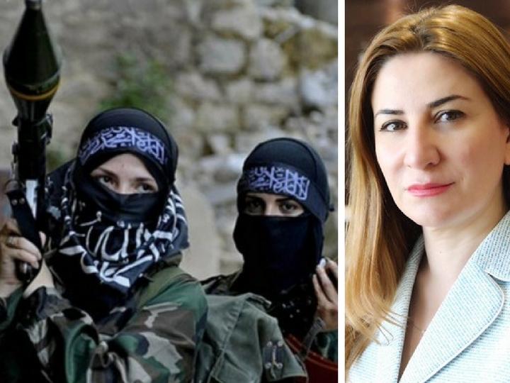 Иракский депутат: В Ираке задержаны 200 азербайджанок, связанных с ИГИЛ