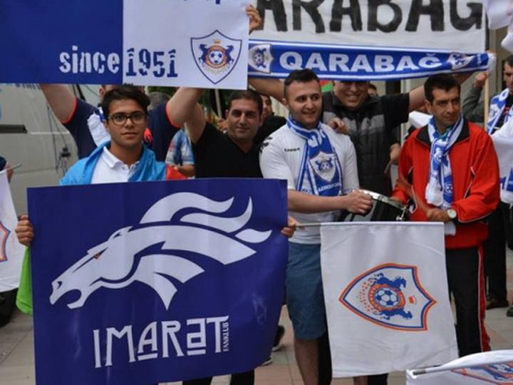 Фан-клубы планируют бойкотировать матчи «Карабаха»