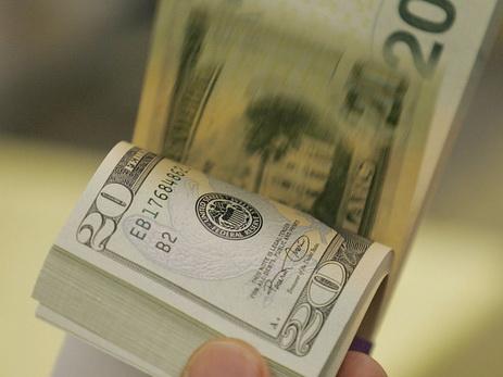 Объявлен курс маната к доллару США на 13 ноября