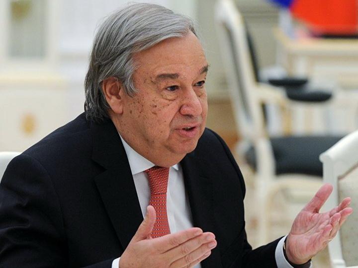 Генсек ООН проведет саммит по изменению климата в сентябре 2019 года