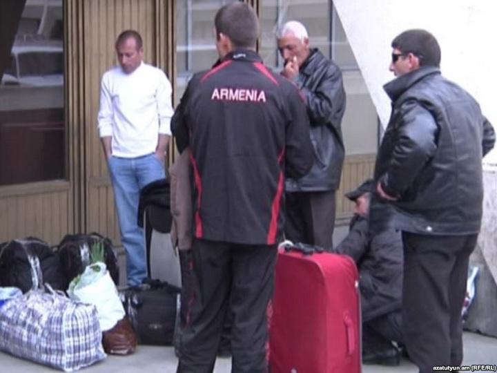 Армения входит в топ бывших стран СССР, которые массово покидают граждане