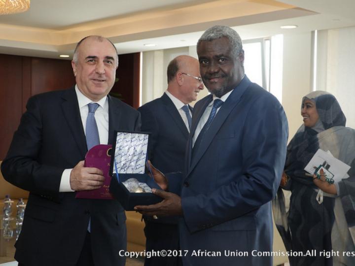 Африканский союз заинтересован в сотрудничестве с Азербайджаном