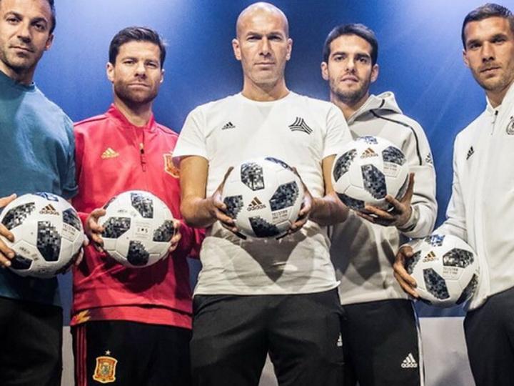 Состоялась презентация официального мяча чемпионата мира-2018 – ФОТО