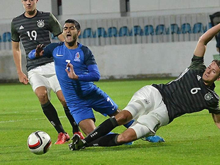 Антирекорд от сборной Азербайджана по футболу