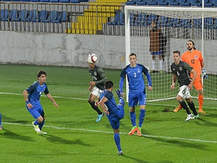Голкипер U-21 после 0:7 от Германии: «Все хотели сыграть против них. Не знаю, почему допустили столько ошибок»