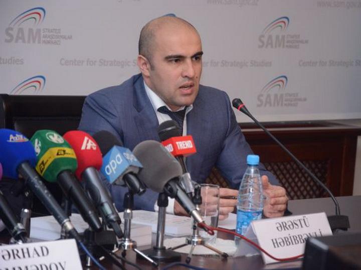 Представитель Администрации Президента АР: Евросоюз ведет себя как средневековая структура