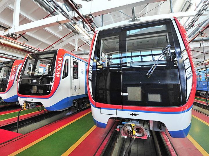 Как будут выглядеть новые вагоны Бакметрополитена? – ФОТО – ВИДЕО