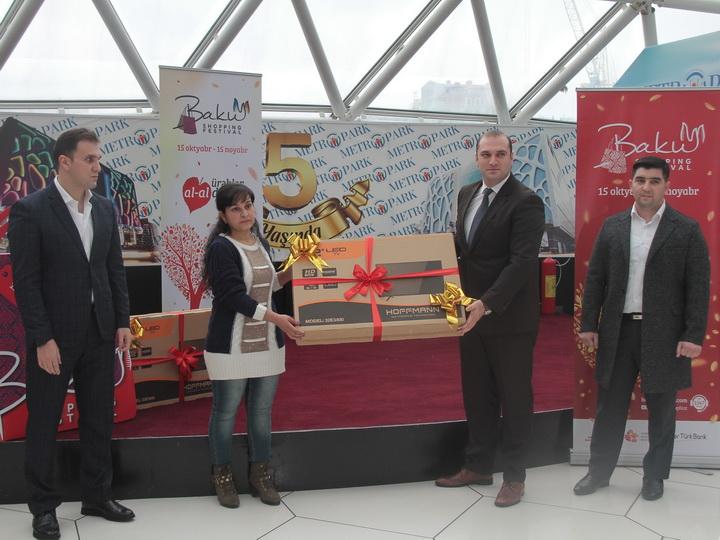 Объявлены первые победители лотереи «Сюрпризы Фестиваля»! - ФОТО