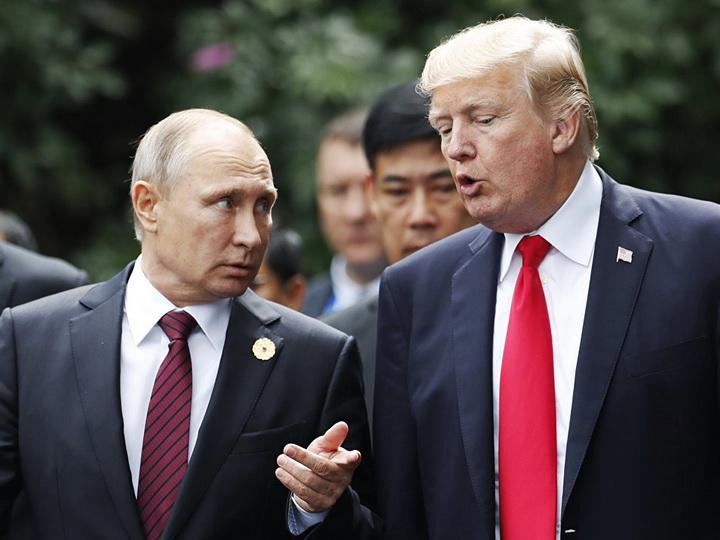 Путин и Трамп призвали страны ООН увеличить вклад в помощь Сирии