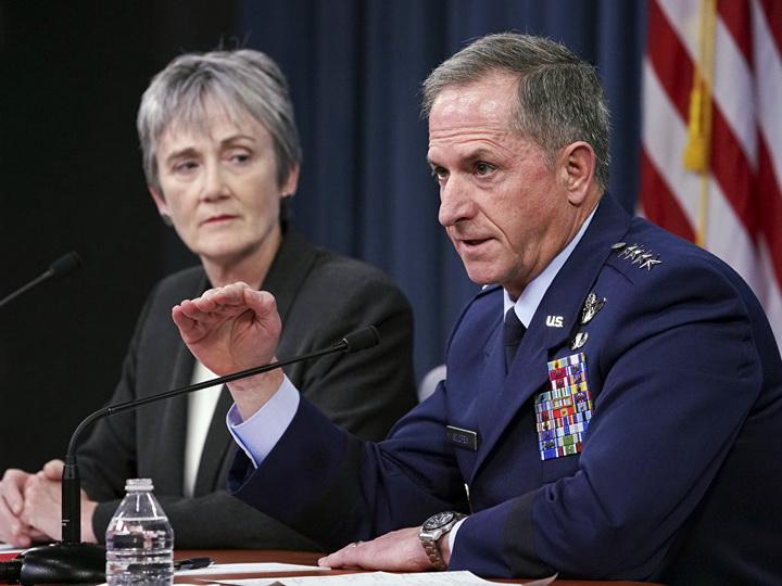 США назвали космос новой площадкой для войны