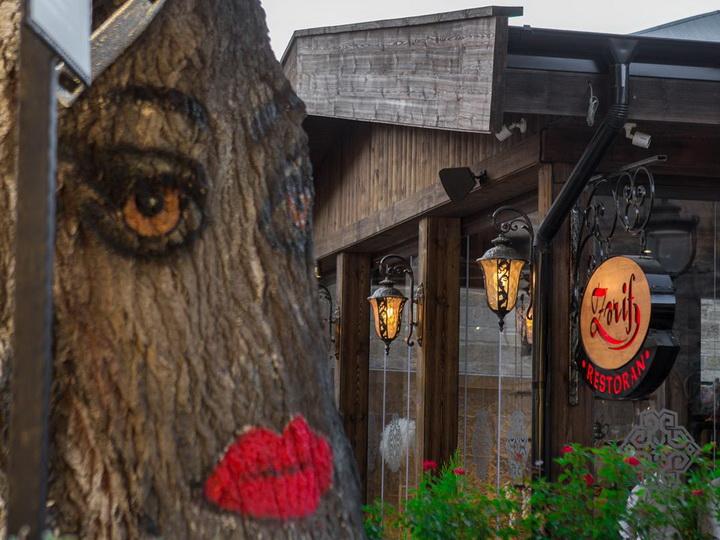 """""""Zərif"""" restoranı """"İçəri şəhər etüdləri"""" müsabiqəsinin qaliblərini mükafatlandırıb – FOTO"""