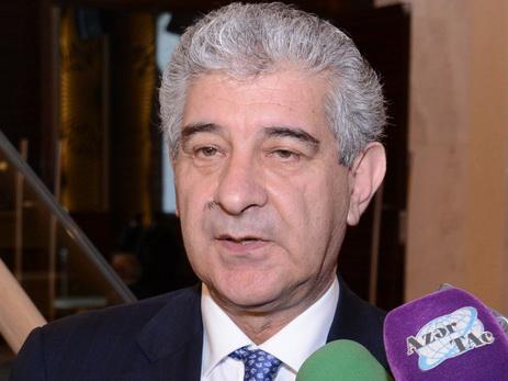 Али Ахмедов: В ближайшее время будет создано Агентство по пищевой безопасности