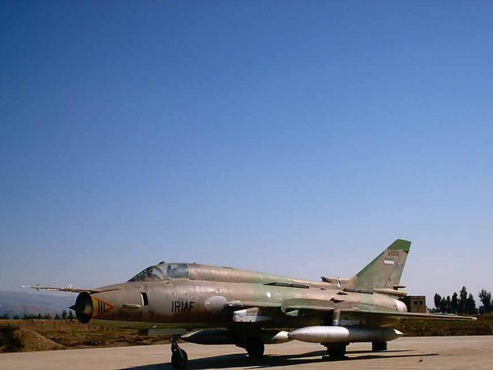 На юге Ирана разбился самолет Су-22, пилот погиб