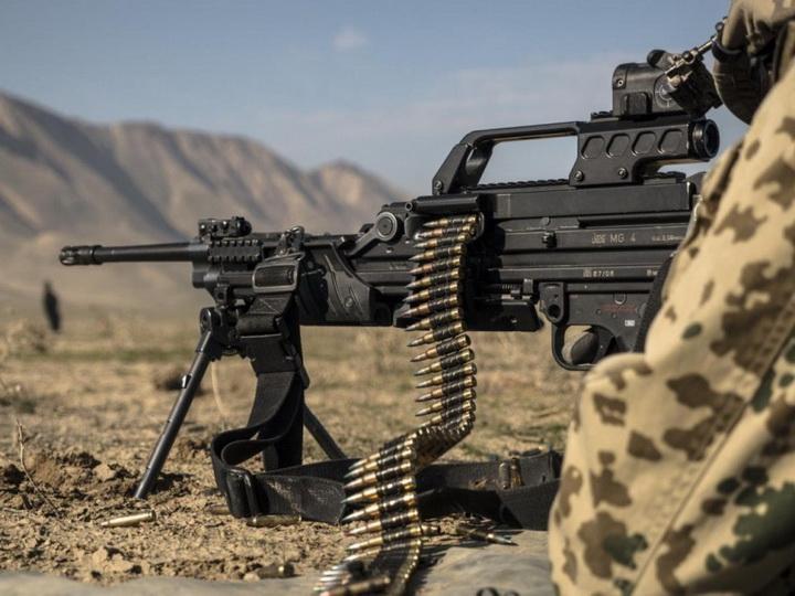 Министерство обороны Азербайджана: режим прекращения огня нарушен 122 раза