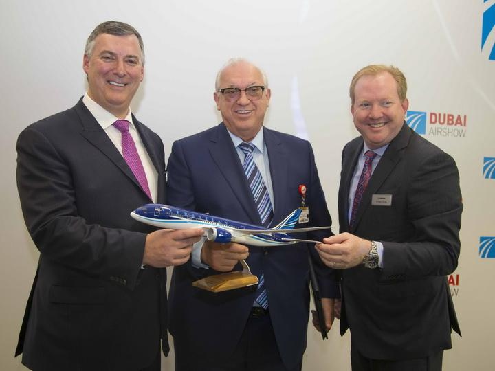 AZAL и Boeing подписали соглашение на закупку новых современных самолетов - ФОТО