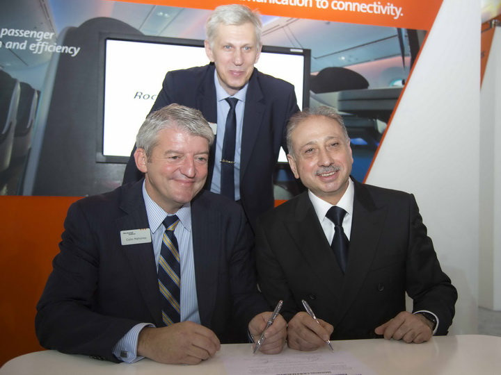 Компания Rockwell поставит оборудование на новые Boeing 737 MAX «Азербайджанских Авиалиний»