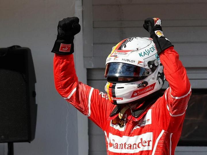Феттель выиграл Гран-при Бразилии, Хэмилтон – вне подиума