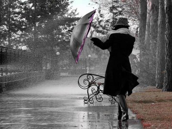 Во вторник в Баку и на Абшероне пасмурно, возможен моросящий дождь