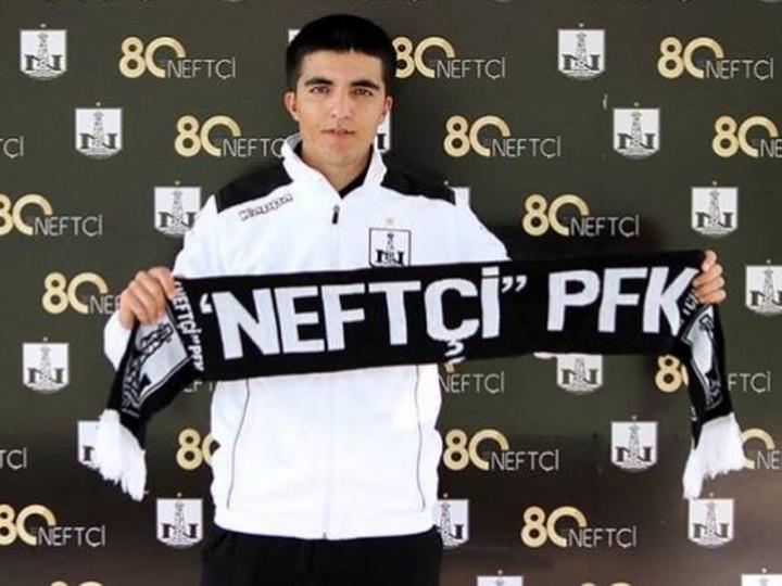 «Нефтчи» подписал нового футболиста