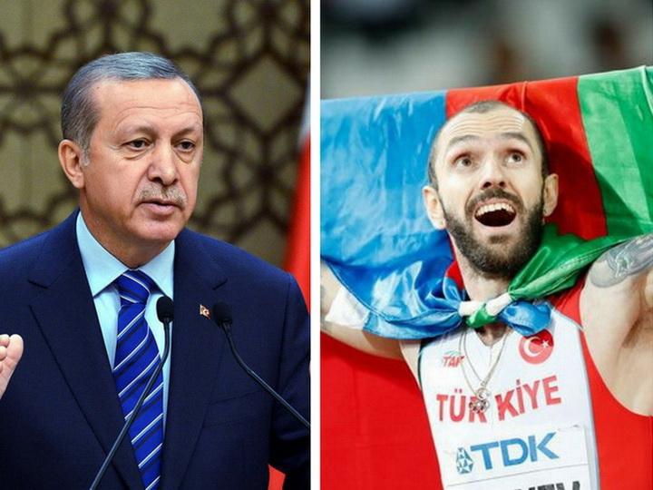 Эрдоган о Рамиле Гулиеве: «Конечно, человек, принявший турецкое гражданство, будет сильным, а не слабым»