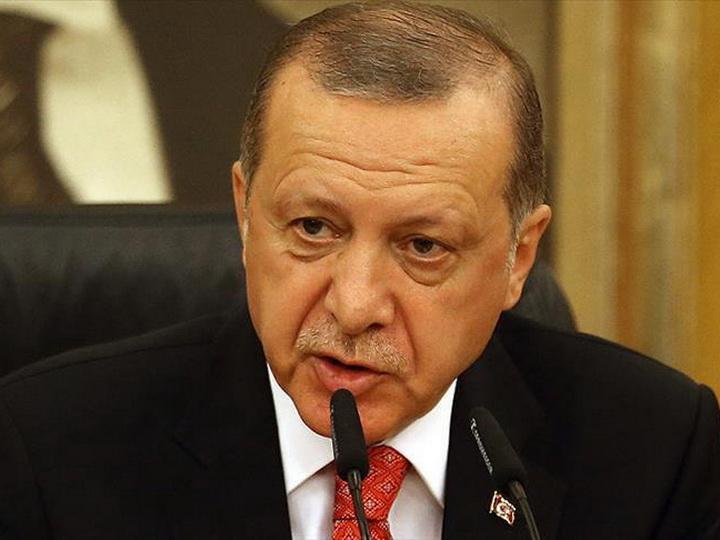 Эрдоган: Я планирую обсудить с Путиным вопрос Нагорного Карабаха