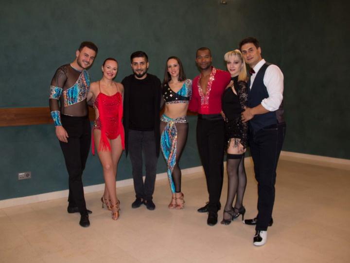 В Шахдаге прошел фестиваль латиноамериканских танцев – ФОТО