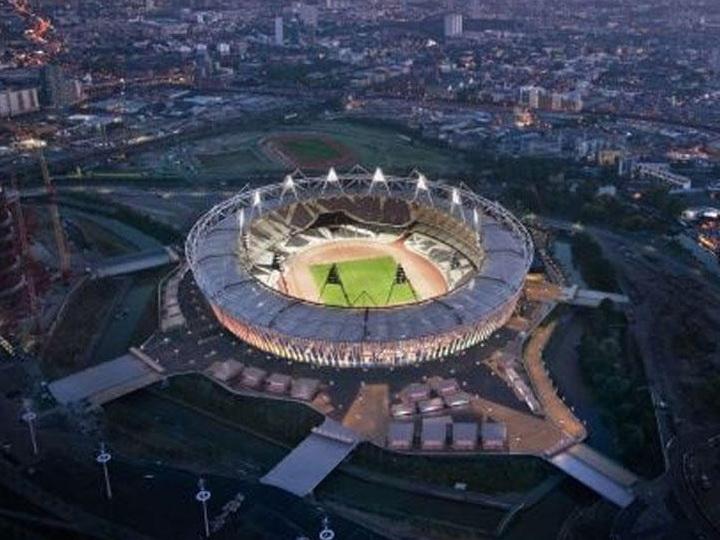 Бакинский Олимпийский стадион примет матч «Топаз премьер-лиги»