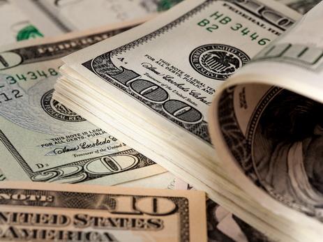 Объявлен курс маната к доллару США на 14 ноября