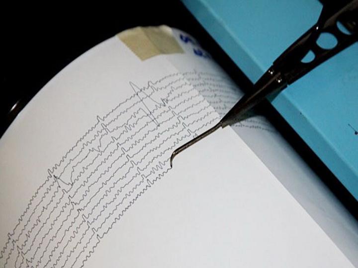У берегов Японии произошло землетрясение магнитудой 6,0