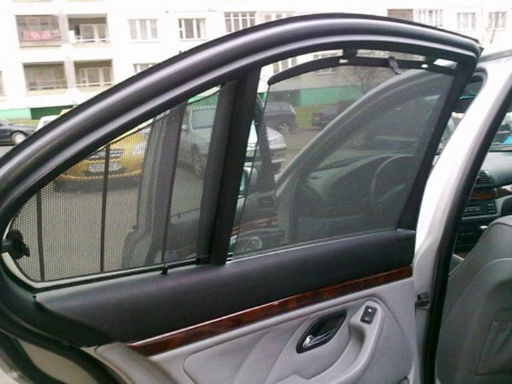 Завтра в Азербайджане - последний день использования шторок в автомобилях