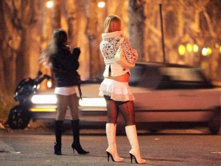 В Баку задержан иностранец, напавший на проститутку