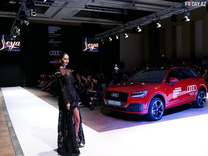 Audi Q2 – главная модель на подиуме Azerbaijan Fashion Week – ФОТО - ВИДЕО