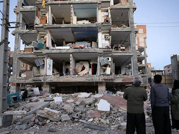 Генконсульство о наличии пострадавших граждан в результате землетрясения в Иране - ОБНОВЛЕНО