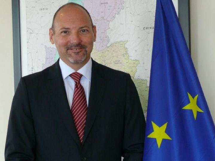 Бывший посол ЕС в Азербайджане едет в Баку в новом качестве