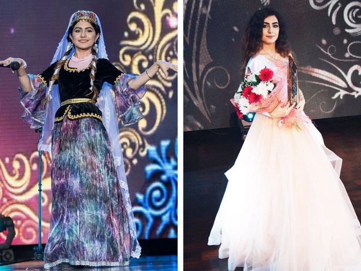 Азербайджанка стала «Мисс очарование» на российском конкурсе «Мисс достояние нации» - ФОТО