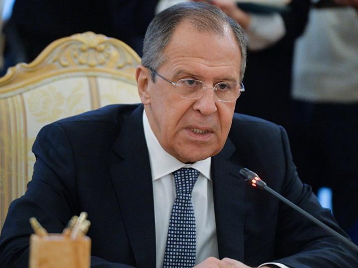 Лавров: Попытки поставить под сомнение заявление трех лидеров по Карабаху неприемлемы